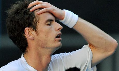 Murray Loses 1