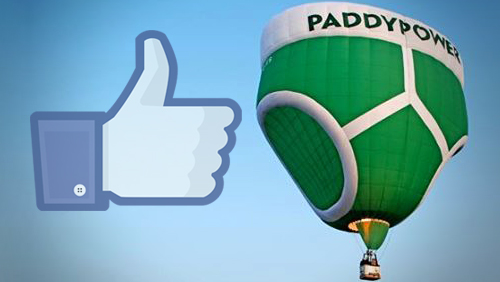 Paddy Power Facebook App