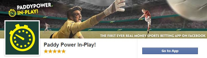 Paddy Power In-Play!